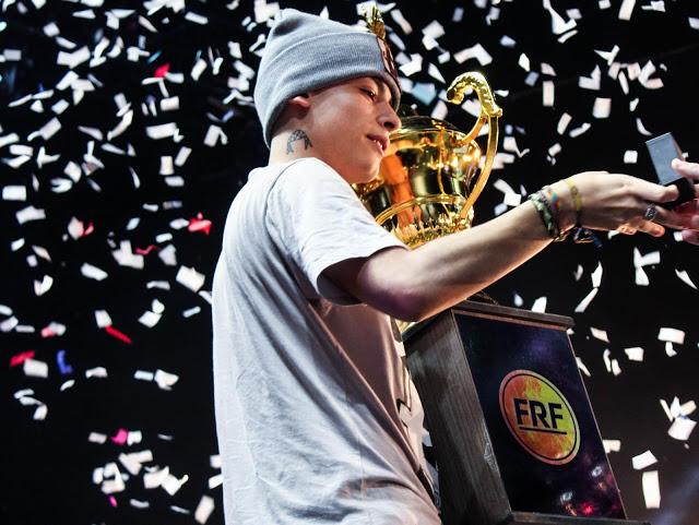 Trueno, el nuevo campeón de la Freestyle Master Series Argentina