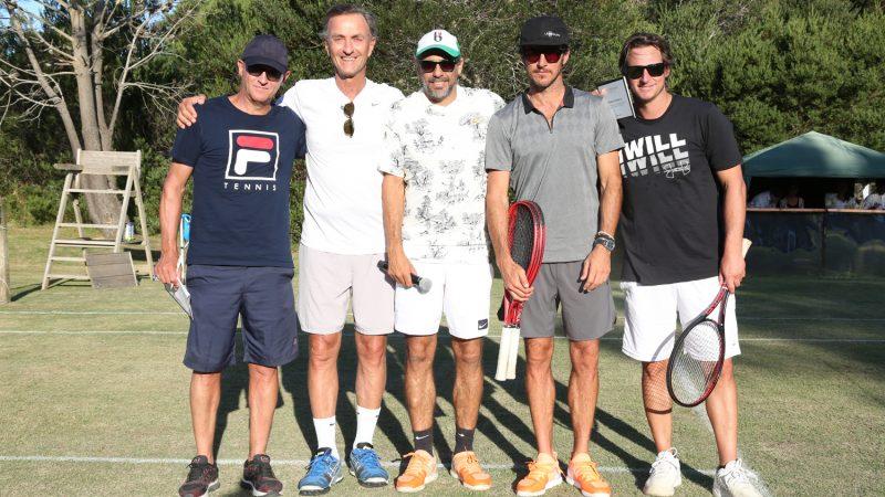 Torneo de tenis Pro Am en Las Cárcavas