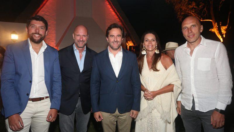 La última fiesta del verano: Todas las celebridades en Gin Tonic, la casa de Giuseppe Cipriani en Punta del Este