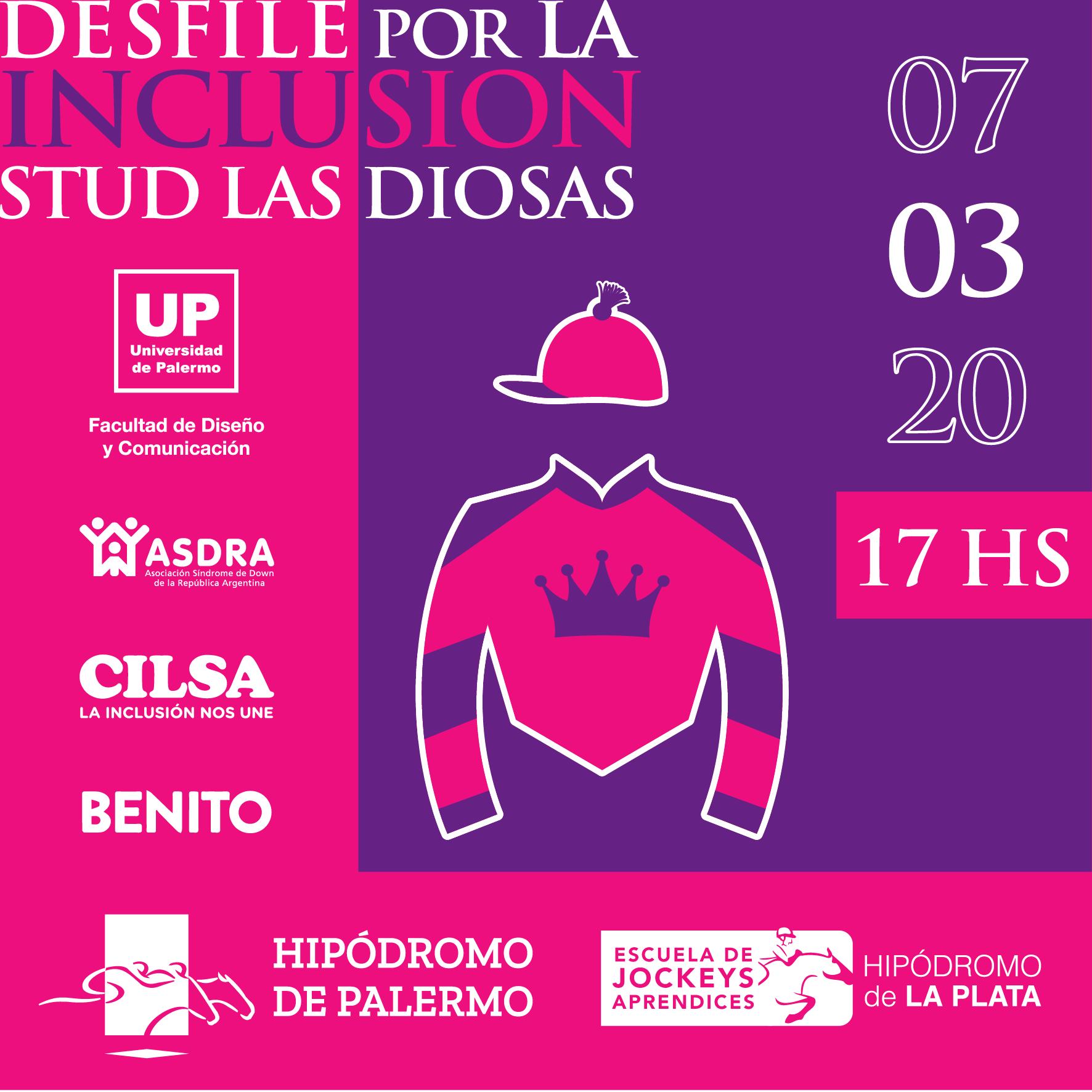 """Desfile para promover la inclusión de """"mujeres reales"""" en la pasarela en Hipódromo Argentino de Palermo"""