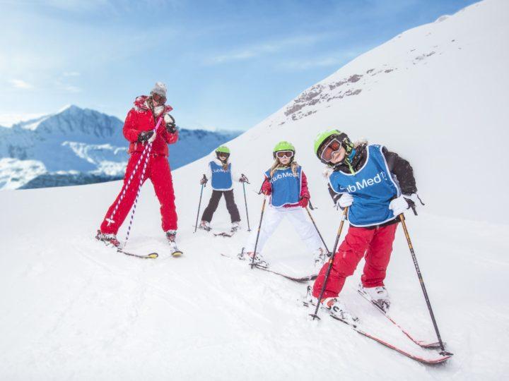 Verano 2021 esquiando en la nieve de Europa de la mano de Club Med