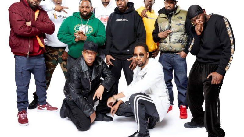 Wu-Tang Clan, El grupo de hip-hop más importante del mundo llega por primera vez a la Argentina