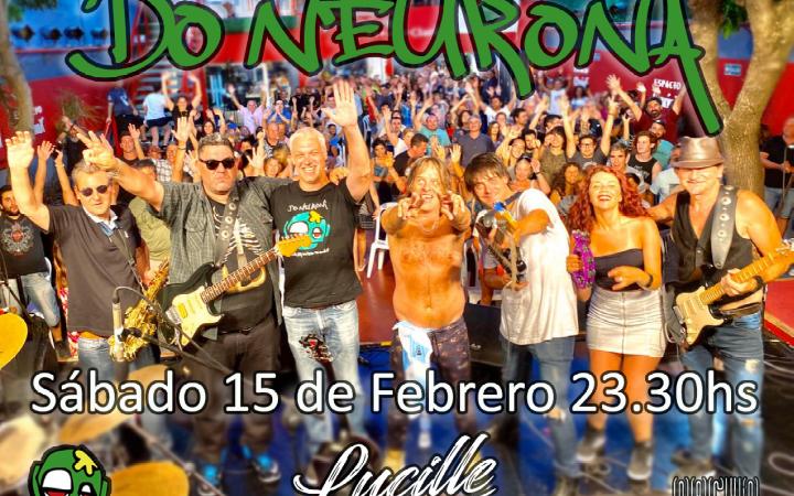 """DO NEURONA estrena single y video: """"Estrellas y lagartos"""" de su disco """"Maldito día en que te conocí"""""""