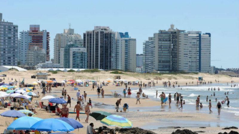 En enero hubo más argentinos en Uruguay que en 2019
