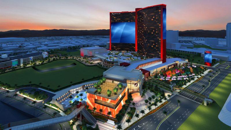 Resorts World Las Vegas y Hilton se asocian para presentar un nuevo complejo turístico multimarca en Las Vegas