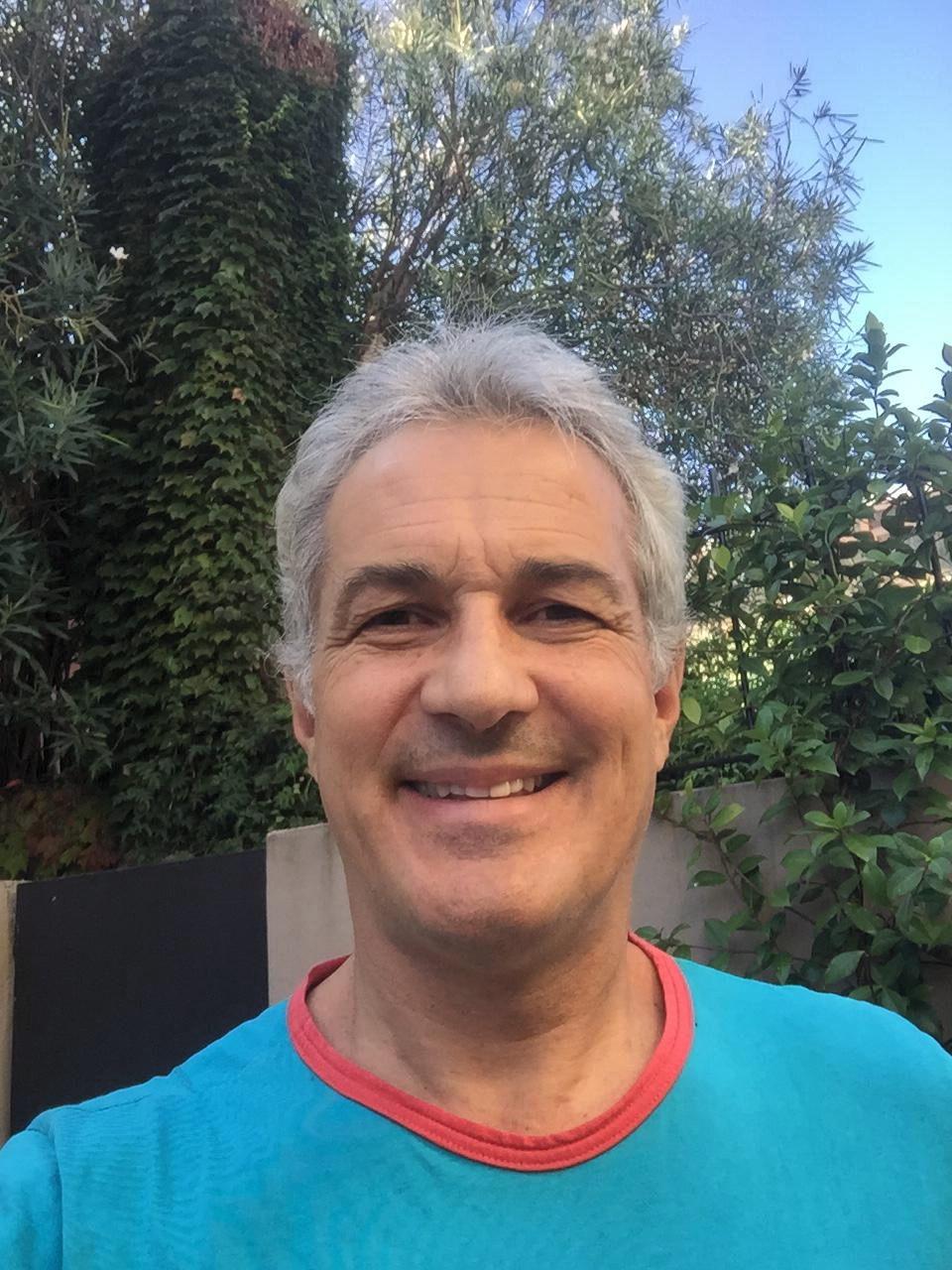 Ivo Cutzarida se suma a la campaña de concientización #QuedateEnCasa