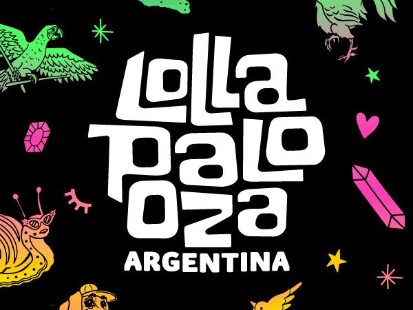 LOLLAPALOOZA ARGENTINA confirma los HORARIOS de su séptima edición