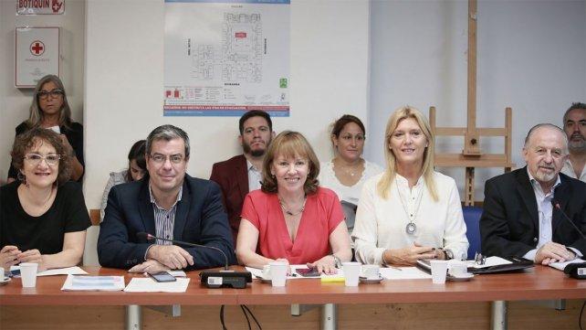 Asumió la Diputada Blanca Osuna al frente de la Comisión de Educación de la Cámara Baja