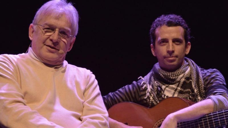 Juan Quintero y Luis Pescetti se presentan en el Teatro Picadero