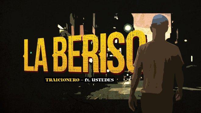 """LA BERISO lanza nueva versión de """"Traicionero"""" desde casa"""