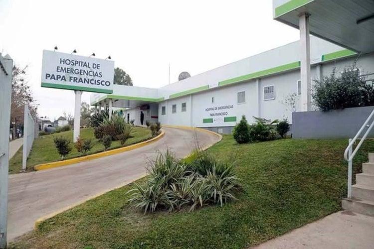 """De Pedro y Zabaleta recorrerán mañana el Hospital Modular """"Papa Francisco"""" de Villa Tesei"""
