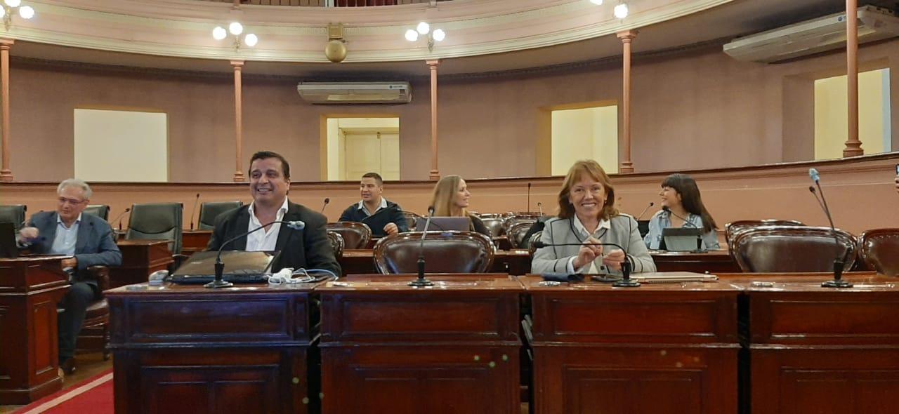 """Blanca Osuna: """"estamos satisfechos con el aporte de la tecnología que mostró la actividad del Congreso"""""""