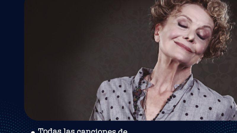 """""""Todas las canciones de amor"""" con Marilú Marini en #LaPlazaOnline"""