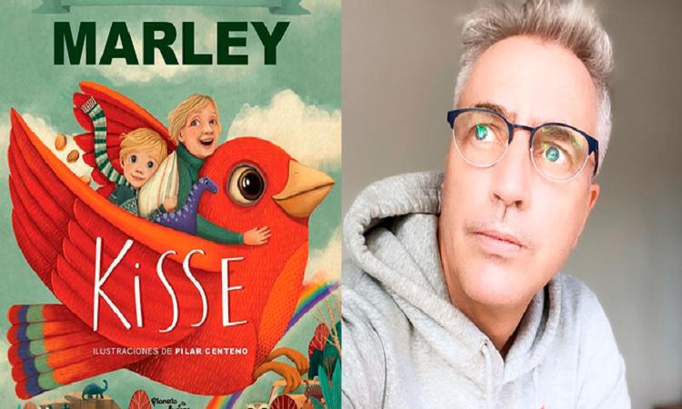 Planeta presenta Kisse, el primer libro de Marley #KEEPREADINGENCASA