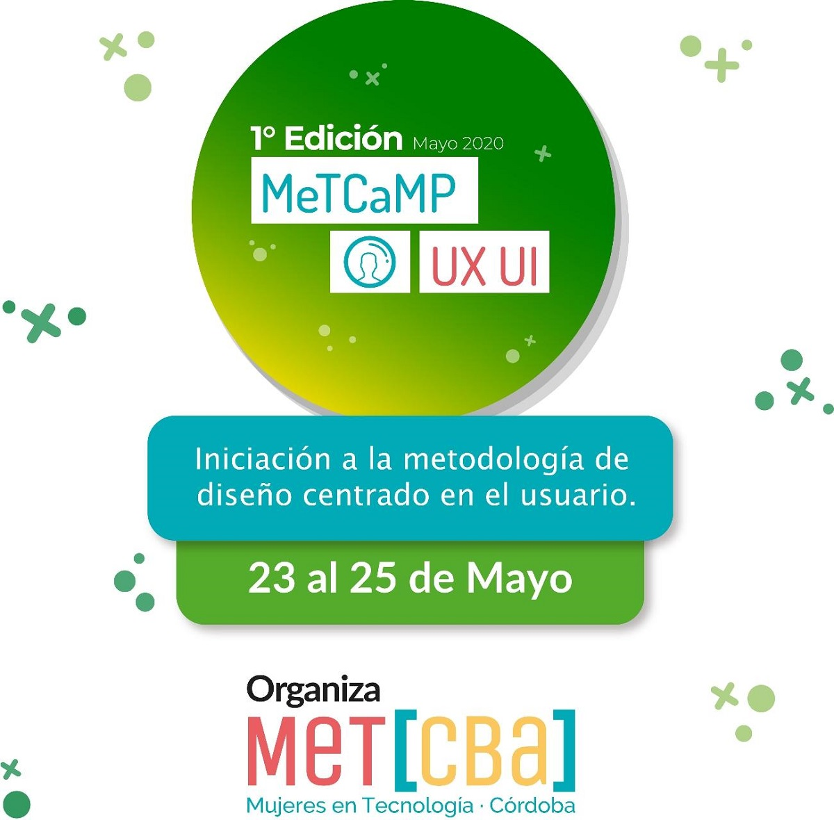 Llega el primer MeTCaMP UX/UI de Mujeres en Tecnología