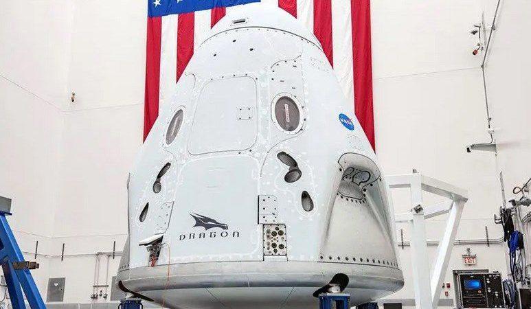 La NASA realizará el primer vuelo tripulado del CrewDragon hoy