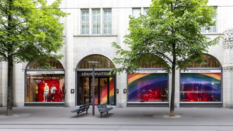 "Louis Vuitton presenta ""The Rainbow Project"""