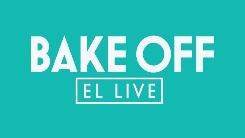 Estreno llega #BakeOffElLive con la conducción de Lizardo Ponce