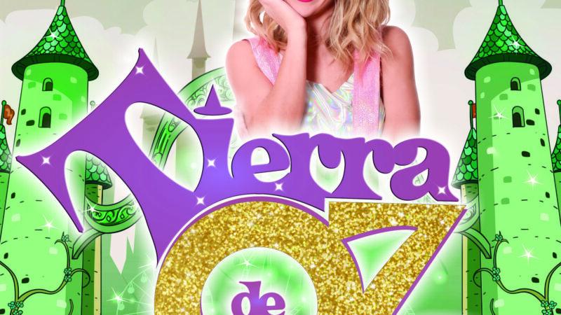 """""""El Mago de Oz"""" será la próxima función de La y plaza de los chicos con Laurita Fernández"""
