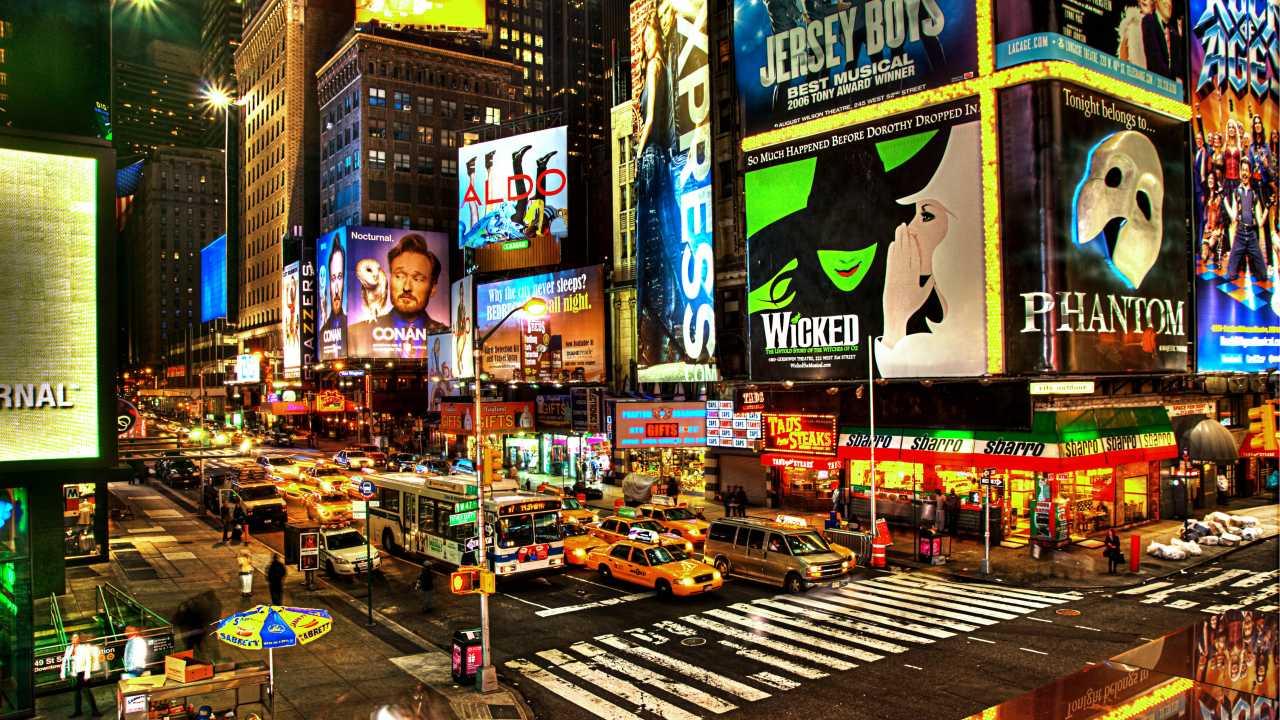 Teatros de Broadway continuarán cerrados hasta Enero de 2021 por el Coronavirus