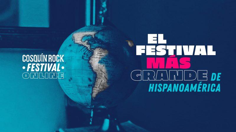 Cosquín Rock: El festival vivo e interactivo mas grande de Hispanoamérica