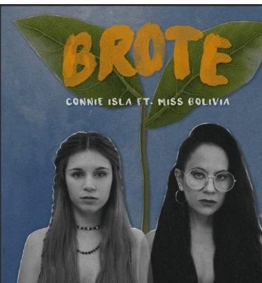 """Connie Isla presenta """"Brote"""" su nueva canción junto a Miss Bolivia"""