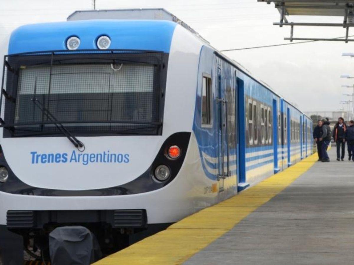 """Trenes Argentinos: resaltan la importancia de """"administrar el flujo de pasajeros"""""""