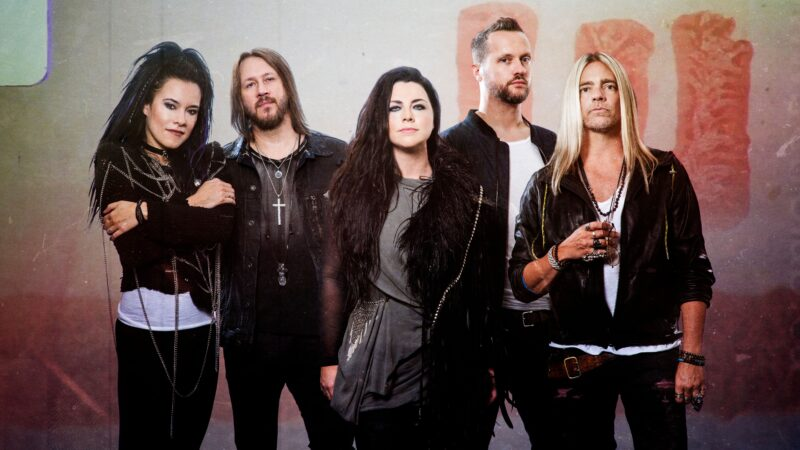 "La legendaria banda EVANESCENCE estrena ""The Game is Over"""