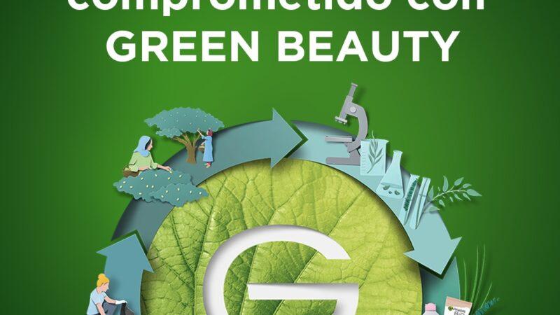 Garnier lanza la iniciativa transformadora Green Beauty