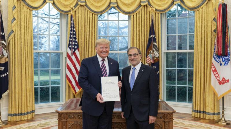 El embajador Argüello inaugura webinar sobre las elecciones en Estados Unidos