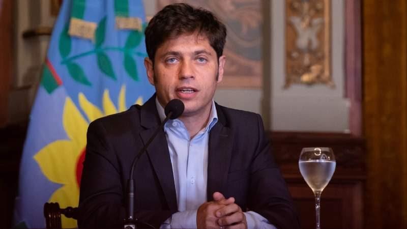 El gobernador Axel Kicillof dispuso que el Ministerio de las Mujeres será el órgano de implementación de la Ley Micaela