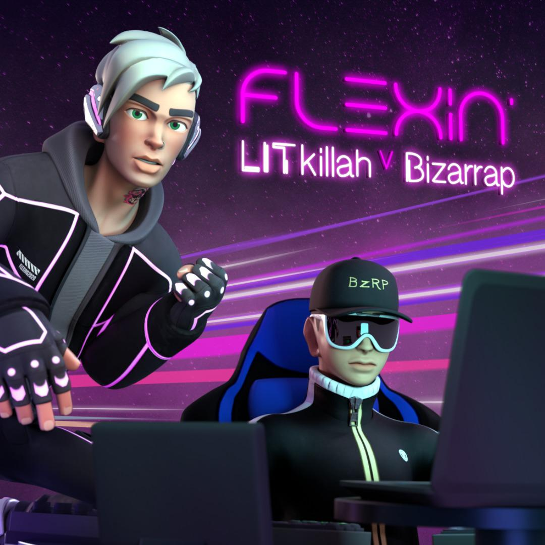 """Litkillah  presenta su nuevo single  """"Flexin'""""  junto a Bizarrap"""