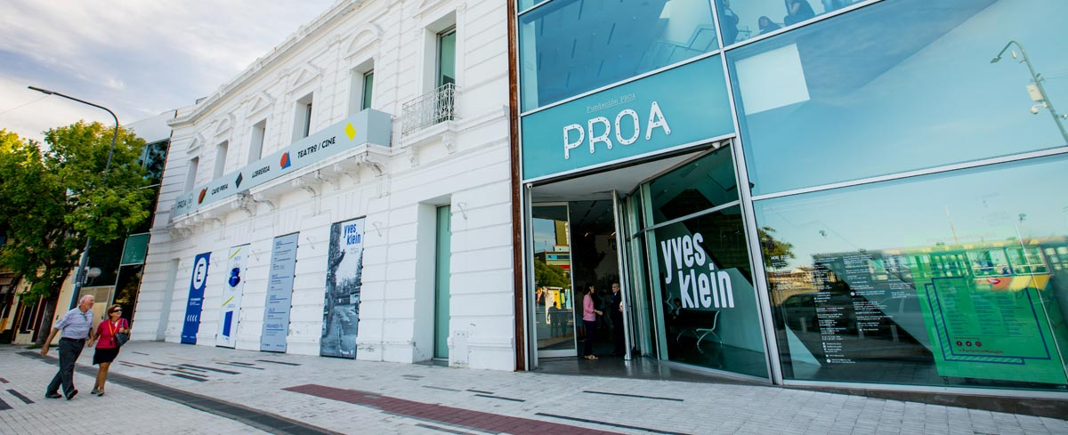 Fundación Proa propone pensar la experiencia educativa en los museos
