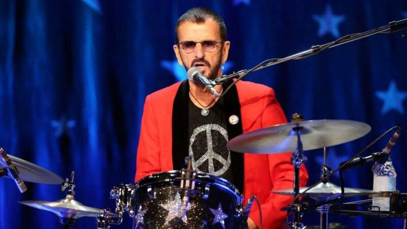 Ringo Starr festeja su cumpleaños con un concierto a beneficio por streaming junto a varios artistas
