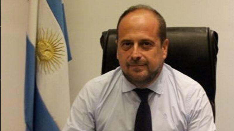 El secretario de Seguridad Eduardo Villalba dio positivo de coronavirus