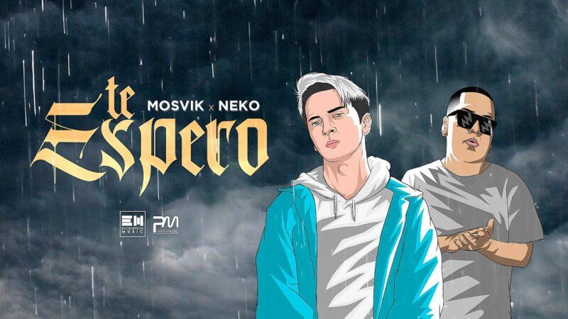 """Mosvik  lanza  """"Te espero""""  junto a Neko nuevo y sencillo video"""