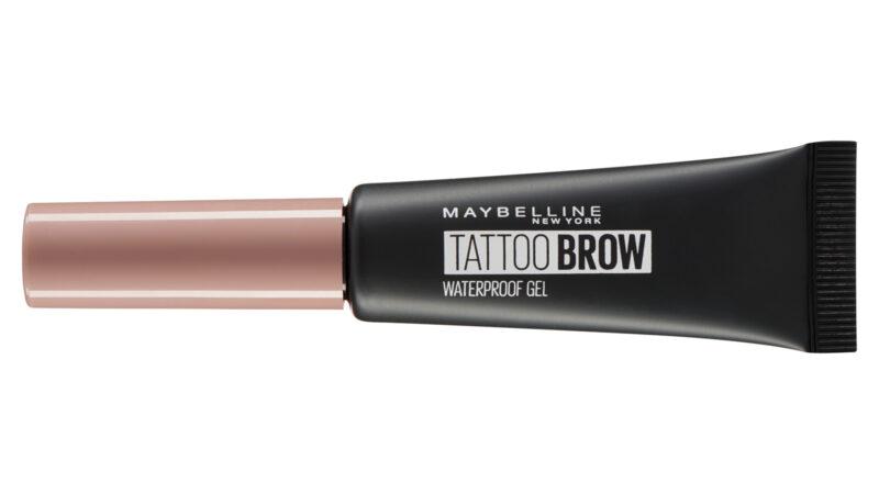 Maybelline NY lanza Tattoo Brow GEL – cejas como tatuadas hasta por dos días