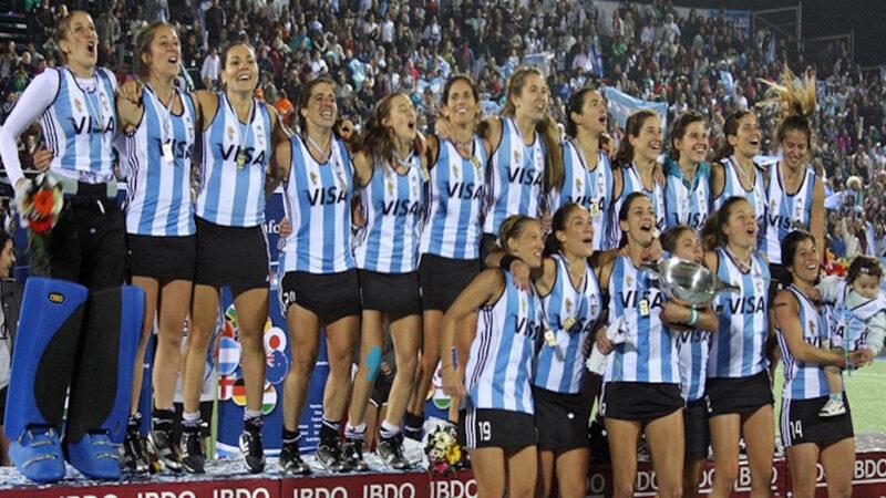 El recuerdo de la consagración de Las Leonas a diez años del título mundial #SomosArgentina