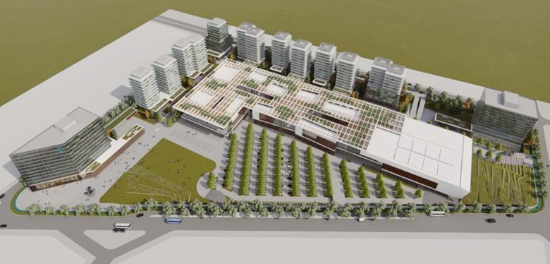 Irsa avanza con un mega proyecto para la construcción de un centro comercial en La Plata