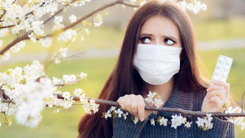 Temporada de alergias ¡llega la primavera!