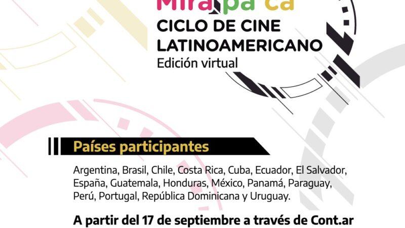 Vuelve Mirá Pa'cá 2020: La tercera edición del ciclo anual de cine latinoamericano