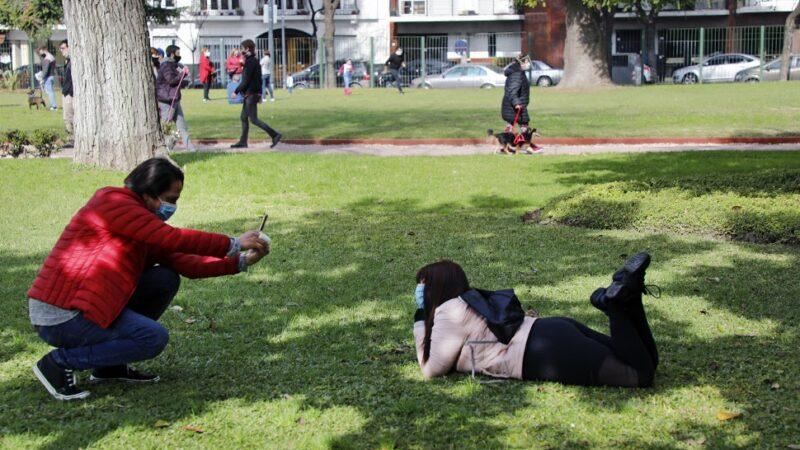 Día de la Primavera: La Ciudad desplegará un operativo de cuidado con más de 600 personas en parques y plazas