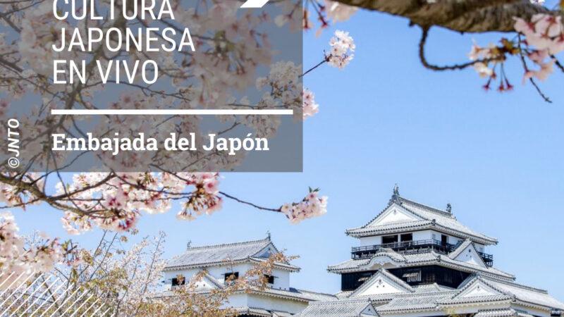 La Embajada del Japón propone actividades culturales online en esta cuarentena