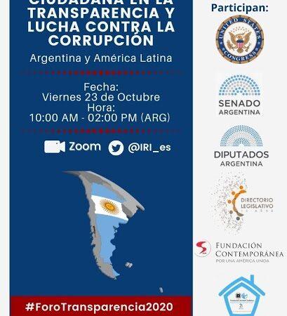 Premian proyectos de jóvenes que se proponen combatir la corrupción en la Argentina
