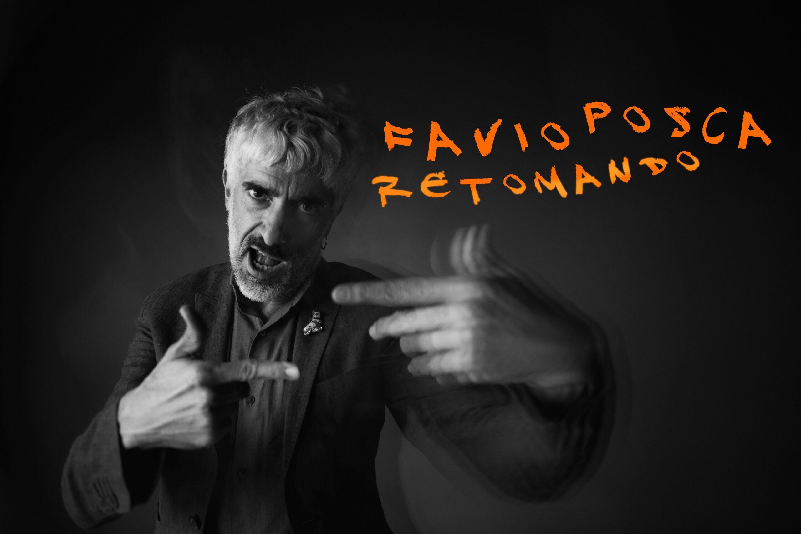 """Favio Posca estrenará su nuevo show """"Retomando"""""""