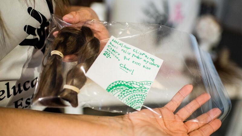 #UnPelitoMásFácil: Jornada de donación de pelo virtual