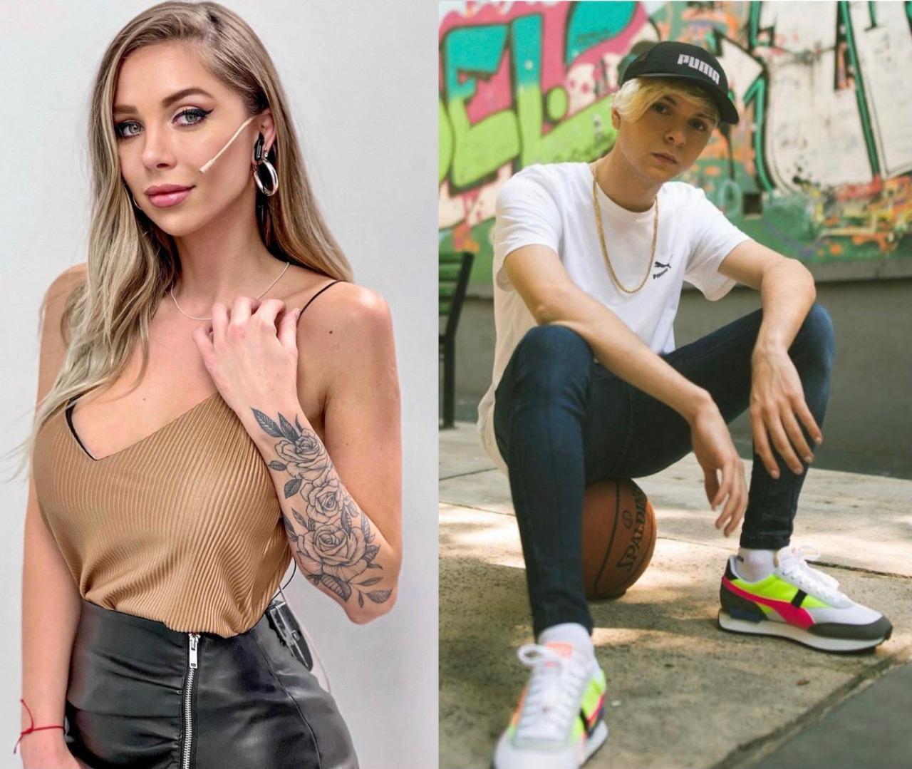 Romina Malaspina cumplió: tendrá una cita con el youtuber Oscu, que juntó un millón de likes