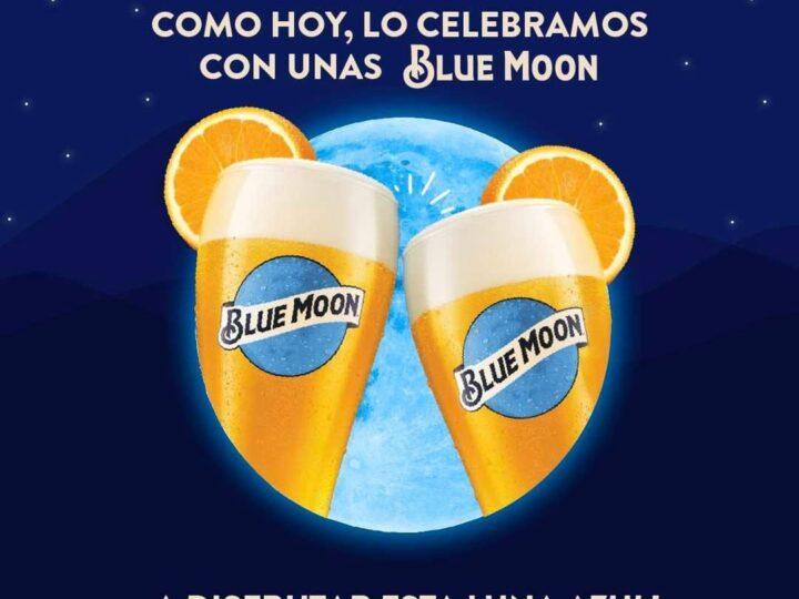 Blue Moon te invita a mirar el cielo y disfrutar el sabor de una gran cerveza