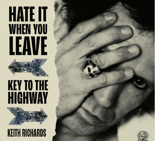 "Keith Richards estrena un nuevo video ""Hate It When You Leave"""