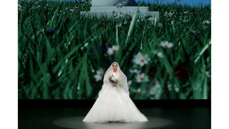 Valmont Barcelona Bridal Fashion Week digital dinamiza la industria de la moda nupcial